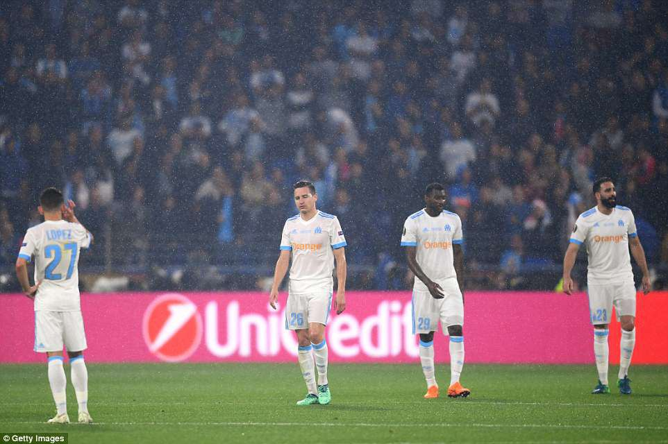Griezmann chói sáng, Atletico lần thứ ba vô địch Europa League - Ảnh 8.