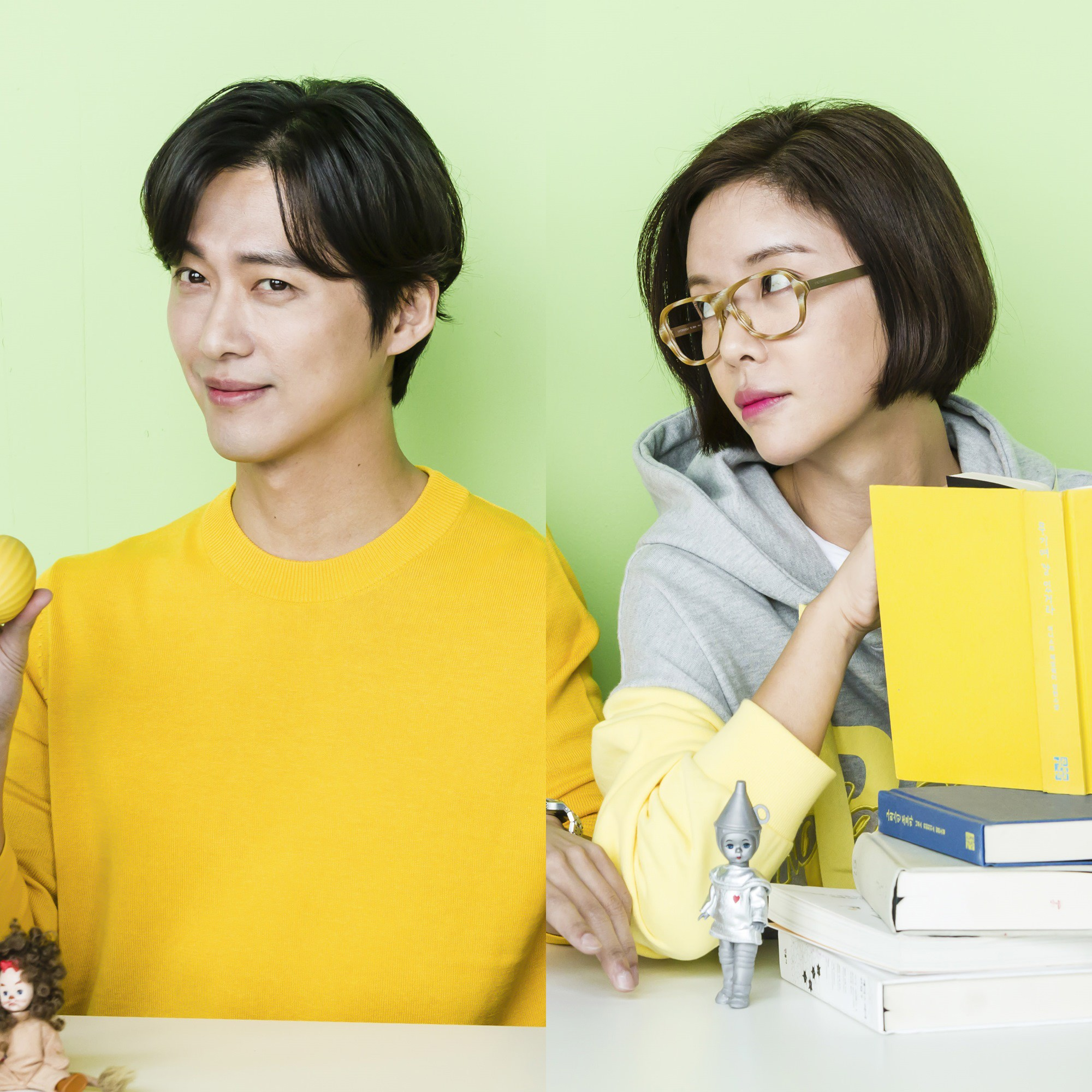 Nữ hoàng nhân bản vai Hwang Jung Eum sắp trở lại: 4 vai liên tiếp đều y hệt nhau, không phân biệt nổi! - Ảnh 5.