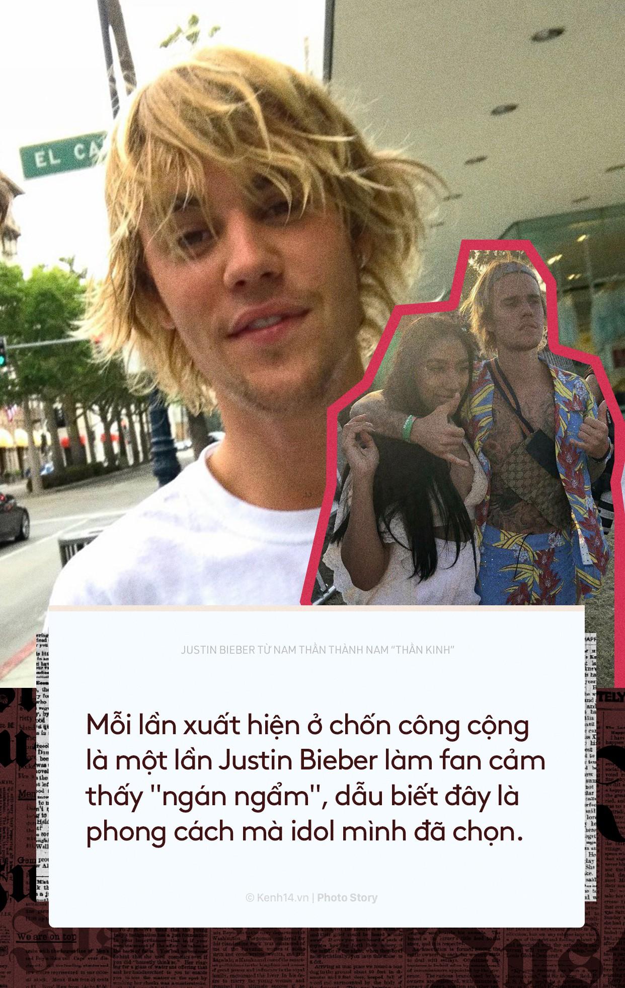 Nếu có ước muốn cho cuộc đời này, hãy nhớ ước muốn cho Justin Bieber đẹp trai trở lại - Ảnh 19.