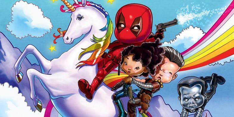 Nhận được chứng chỉ cà chua tươi, Deadpool 2 hướng tới mở màn 350 triệu đô toàn cầu - Ảnh 5.