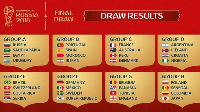 Việt Nam là nước duy nhất ở Đông Nam Á chưa có bản quyền World Cup 2018 - Ảnh 2.