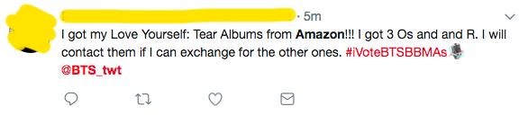 Amazon bị lỗi vận chuyển và ship album mới của BTS cho fan trước ngày phát hành - Ảnh 3.