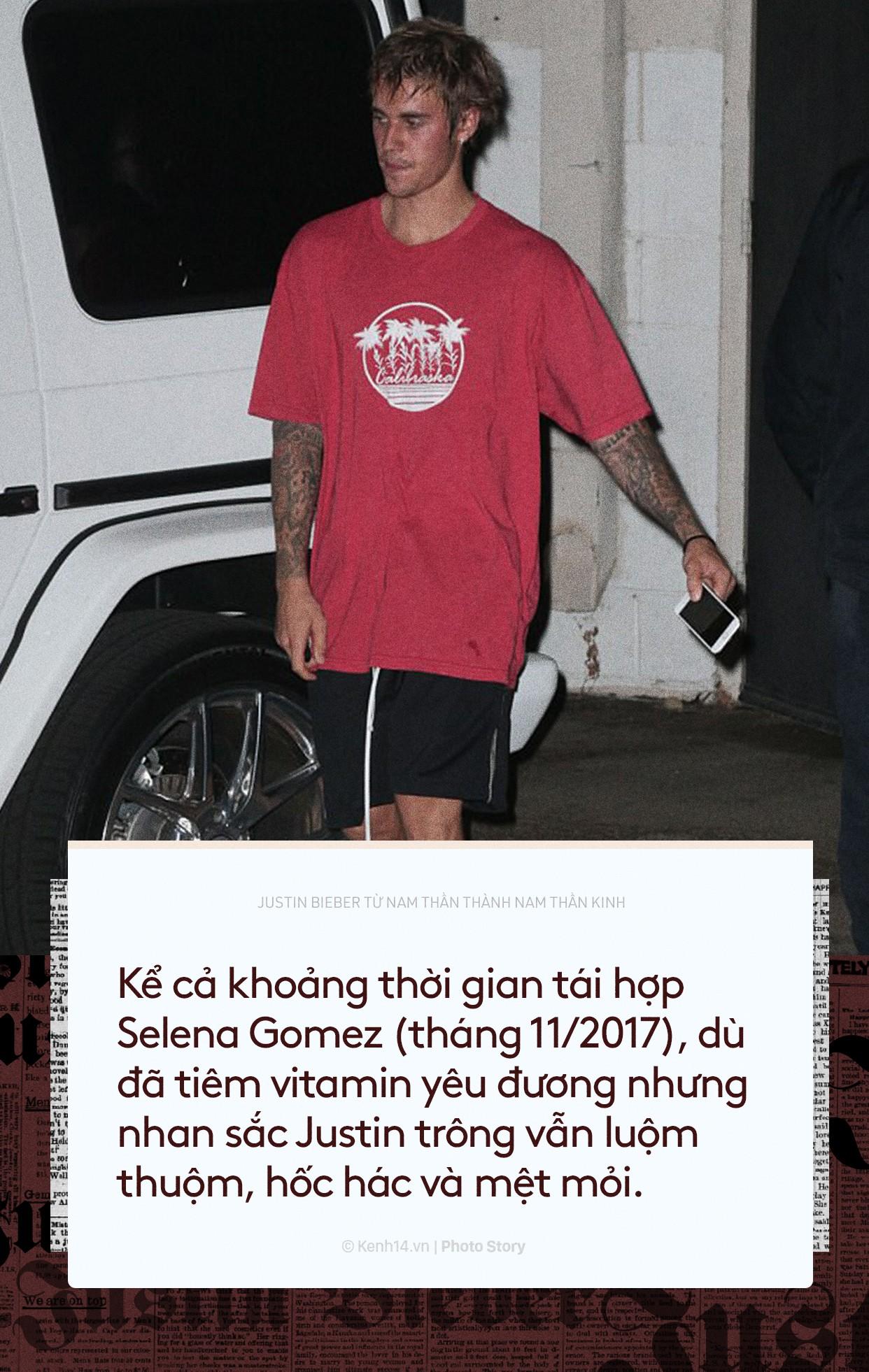 Nếu có ước muốn cho cuộc đời này, hãy nhớ ước muốn cho Justin Bieber đẹp trai trở lại - Ảnh 9.