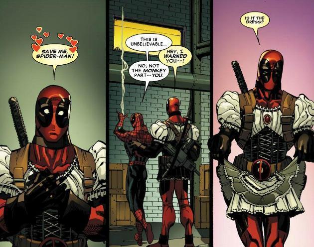 5 sự thật thú vị, hài hước của gã bựa nhân Deadpool - Ảnh 2.