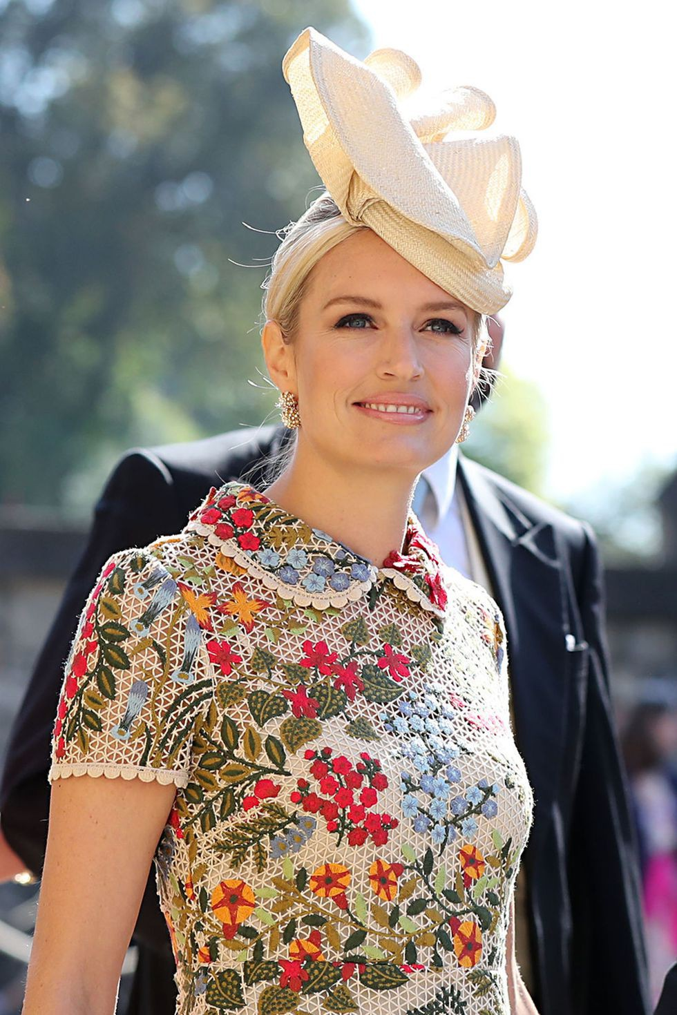 Ngắm thời trang tại đám cưới hoàng gia mà bỏ lỡ 15 chiếc mũ tinh xảo này thì bạn đã bỏ qua đặc sản rồi - Ảnh 12.