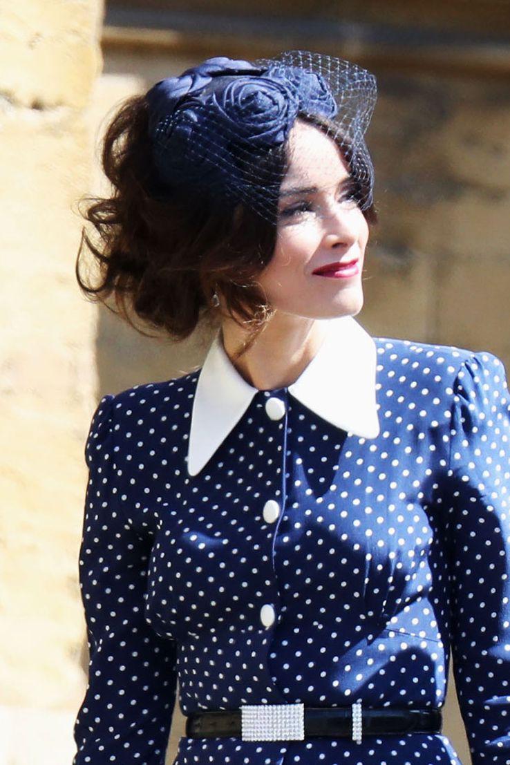 Ngắm thời trang tại đám cưới hoàng gia mà bỏ lỡ 15 chiếc mũ tinh xảo này thì bạn đã bỏ qua đặc sản rồi - Ảnh 16.