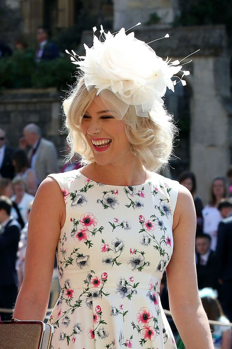 Ngắm thời trang tại đám cưới hoàng gia mà bỏ lỡ 15 chiếc mũ tinh xảo này thì bạn đã bỏ qua đặc sản rồi - Ảnh 7.