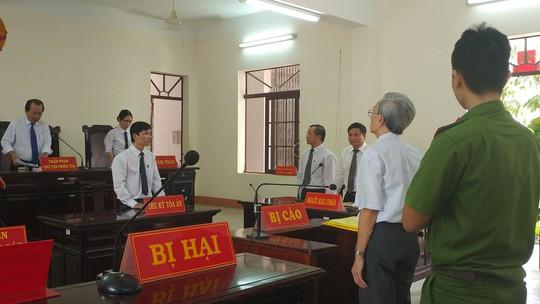 Thẩm phán xử án treo cho Nguyễn Khắc Thủy bị khủng bố tin nhắn - Ảnh 1.