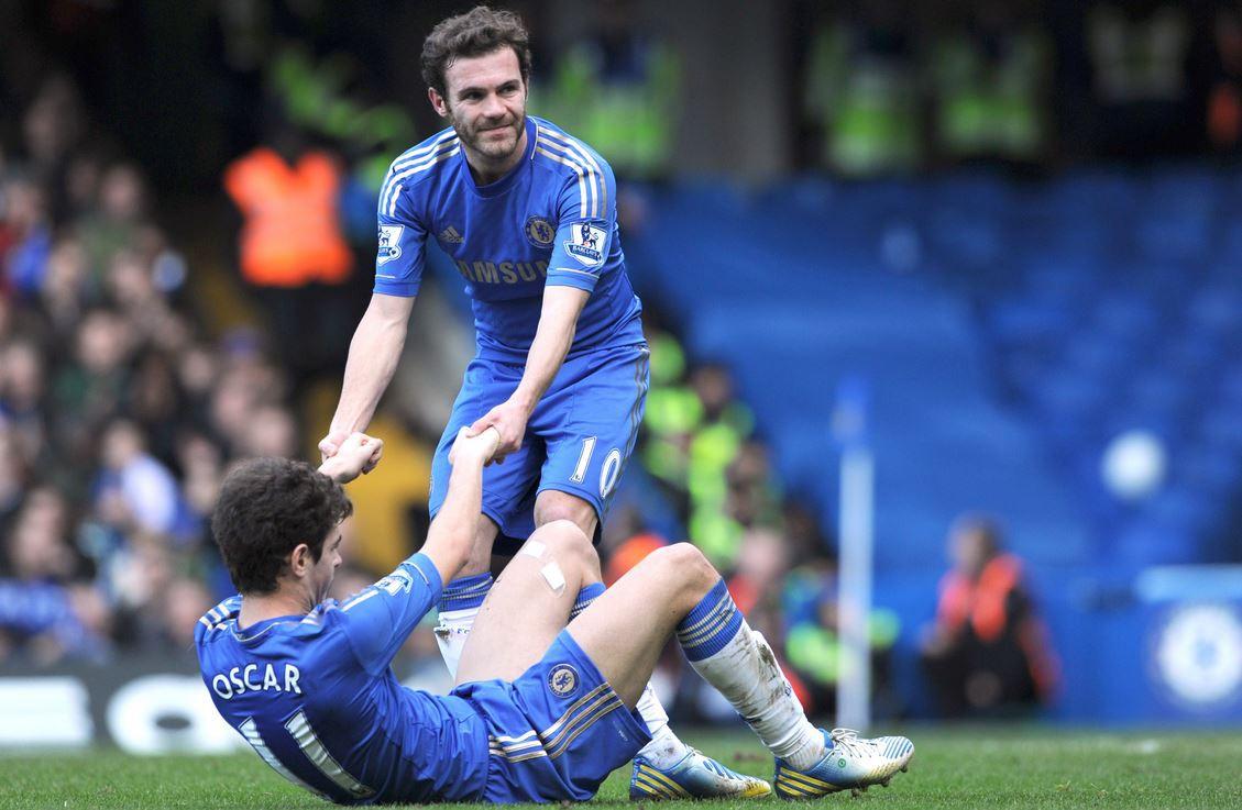 Chelsea và Juan Mata: Mối lương duyên đẹp nhưng kết thúc không có hậu - Ảnh 2.