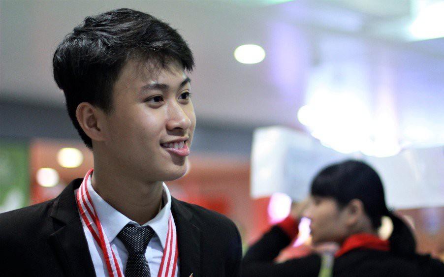Đỗ ĐH số 1 thế giới, giành 2 HCV Olympic Quốc tế, 9x Quảng Bình lại vừa nhận Huân chương Lao động hạng Ba của Chủ tịch nước - Ảnh 1.