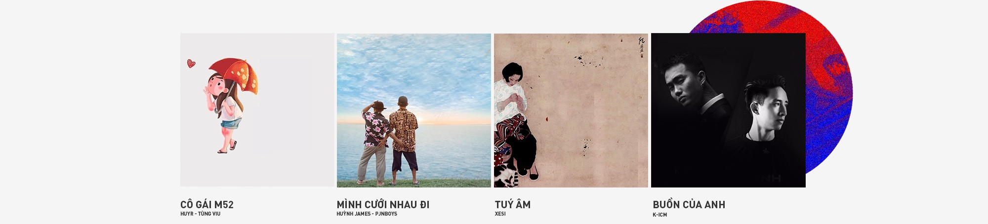 Đại chiến nhạc Việt hay Tháng 5 rực rỡ của V-Pop: Chưa bao giờ, khán giả được chiều chuộng với nhiều sản phẩm văn minh và chất lượng đến vậy! - Ảnh 2.