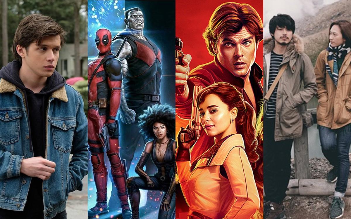 """""""Avengers: Infinity War"""" còn chưa kịp nguội, """"Deadpool 2"""" và Han Solo đã chuẩn bị khuấy đảo phòng vé trong tháng năm rực rỡ - Ảnh 1."""