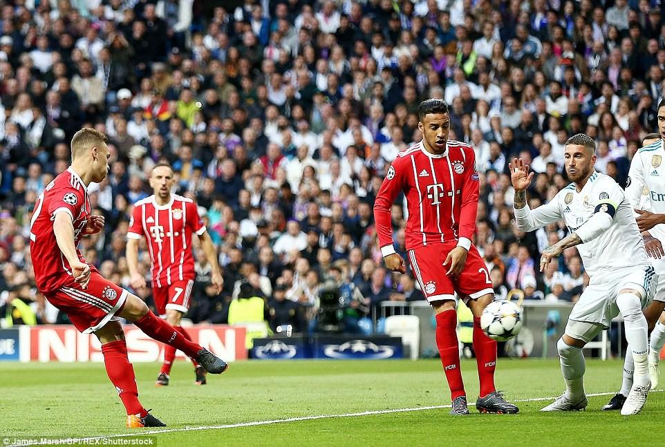 Real Madrid nghẹt thở vào chung kết Champions League năm thứ 3 liên tiếp - Ảnh 4.