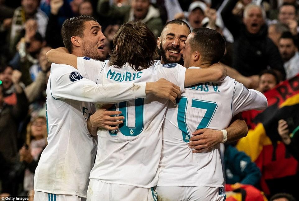 Real Madrid nghẹt thở vào chung kết Champions League năm thứ 3 liên tiếp - Ảnh 3.