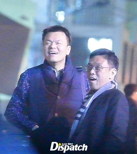 Showbiz Hàn chấn động khi Dispatch tung bằng chứng Bae Yong Joon và chủ tịch JYP tham gia hội cuồng giáo - Ảnh 10.