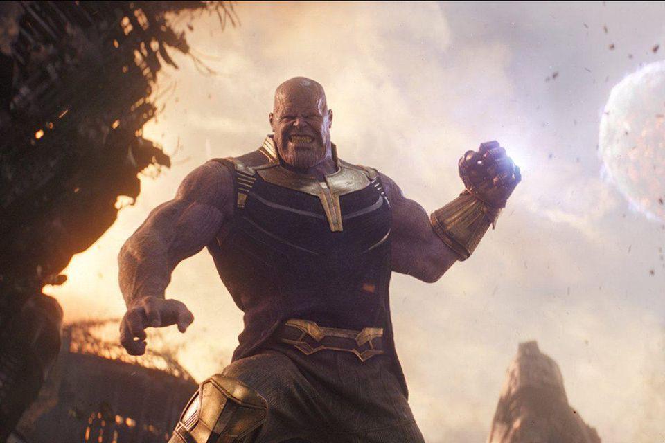 Thanos tiếp tục là phản diện