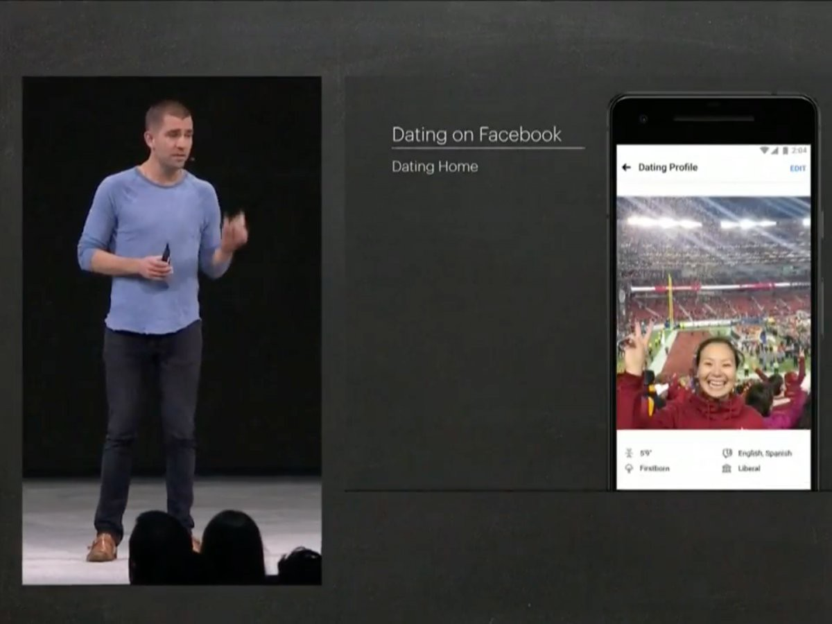 Facebook chính thức ra mắt ứng dụng hẹn hò, có chức năng nhắn tin bí mật - Ảnh 2.