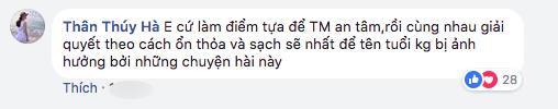 Tăng Thanh Hà, Thân Thúy Hà động viên vợ chồng Phạm Anh Khoa giữa bão dư luận - Ảnh 3.