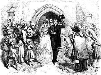 Lý do bó hoa cưới ra đời và vì sao hoa cưới thường có màu trắng: những sự thật từ buồn cười đến xúc động - Ảnh 3.