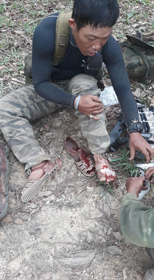 Tìm thấy thi thể nam phượt thủ ở Tà Năng - Phan Dũng sau 8 ngày mất tích - Ảnh 7.