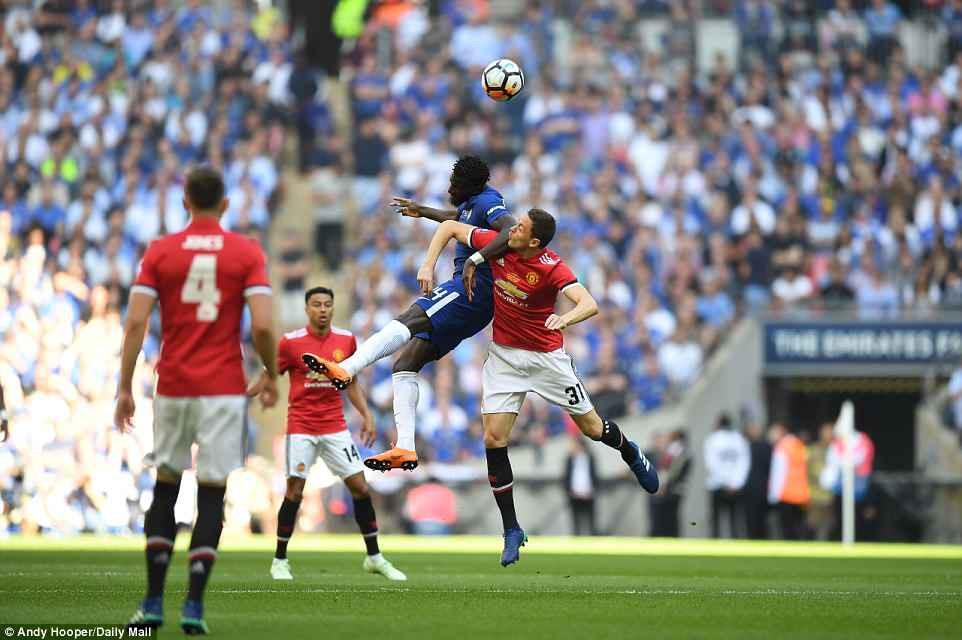 Dàn sao Man Utd thất thểu, cay đắng nhìn Chelsea vô địch FA Cup - Ảnh 3.