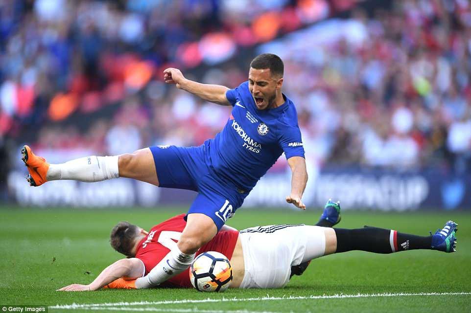 Dàn sao Man Utd thất thểu, cay đắng nhìn Chelsea vô địch FA Cup - Ảnh 5.
