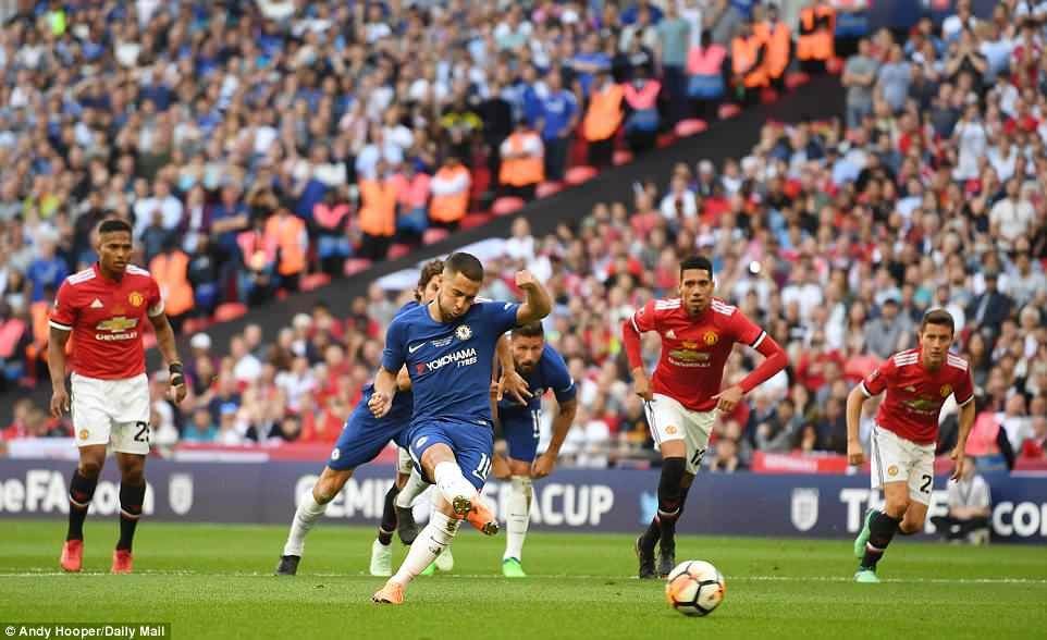 Dàn sao Man Utd thất thểu, cay đắng nhìn Chelsea vô địch FA Cup - Ảnh 7.