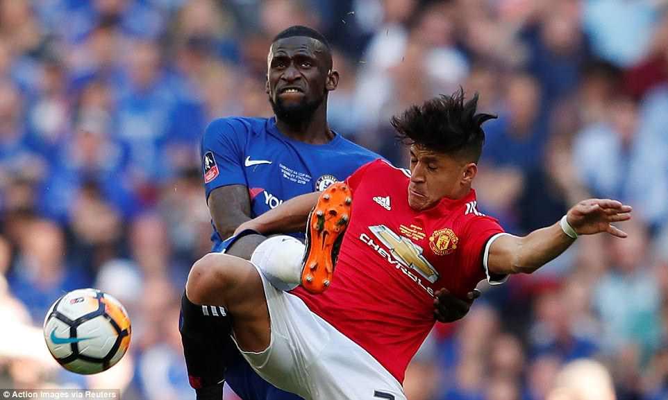 Dàn sao Man Utd thất thểu, cay đắng nhìn Chelsea vô địch FA Cup - Ảnh 4.