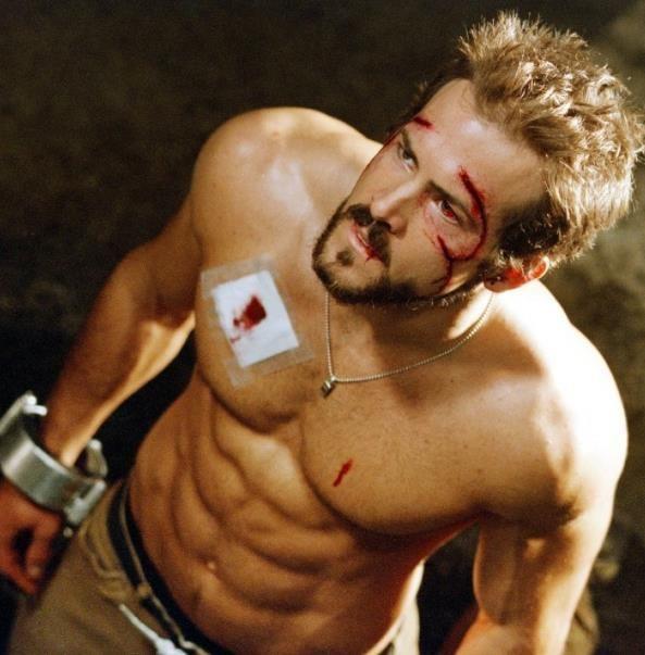 Trong Deadpool mặc kín thế, nhưng mỗi khi Ryan Reynolds cởi áo ra thì ai cũng phải mất máu! - Ảnh 7.