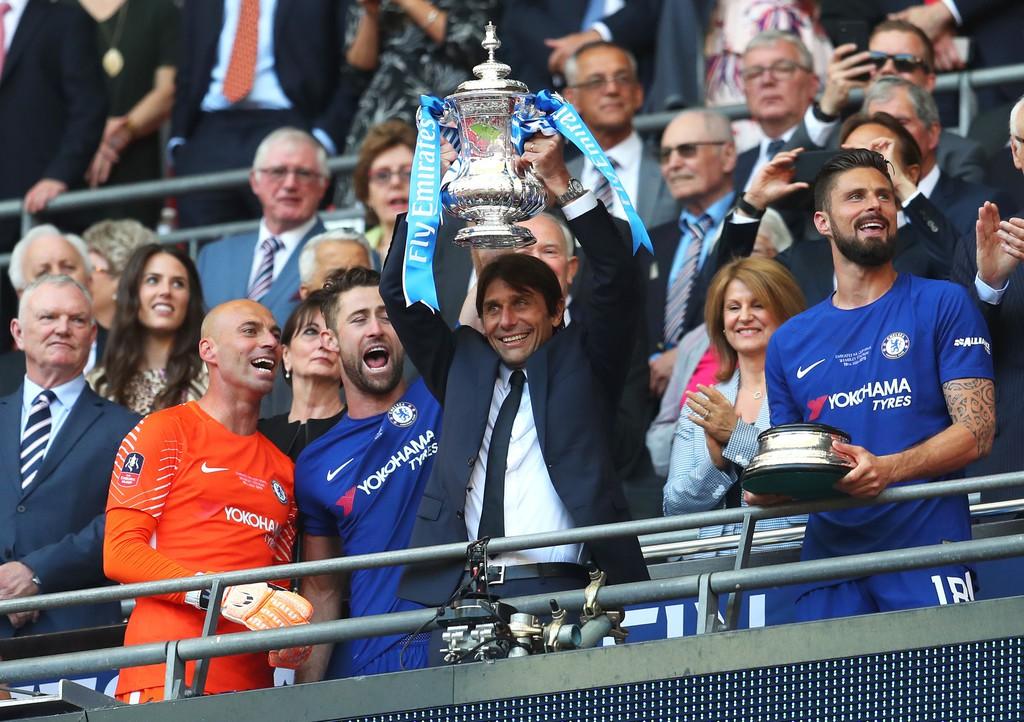 Dàn sao Man Utd thất thểu, cay đắng nhìn Chelsea vô địch FA Cup - Ảnh 17.