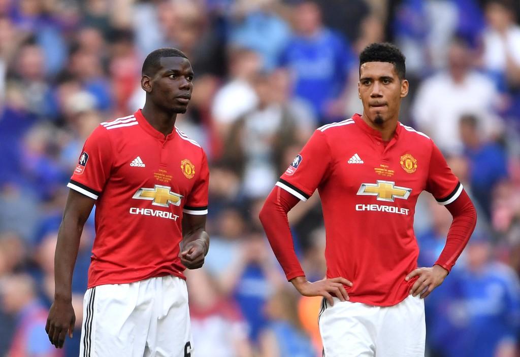 Dàn sao Man Utd thất thểu, cay đắng nhìn Chelsea vô địch FA Cup - Ảnh 12.