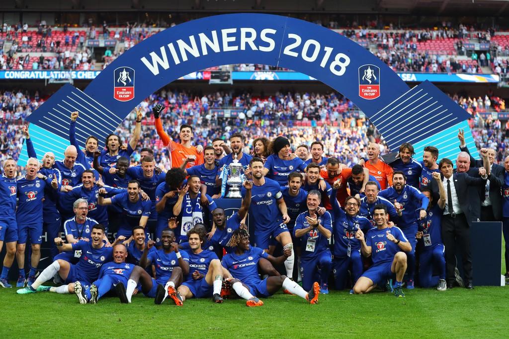 Dàn sao Man Utd thất thểu, cay đắng nhìn Chelsea vô địch FA Cup - Ảnh 15.