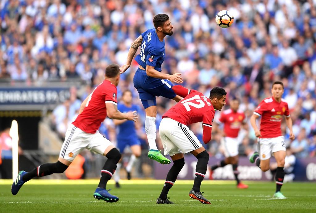 Dàn sao Man Utd thất thểu, cay đắng nhìn Chelsea vô địch FA Cup - Ảnh 10.