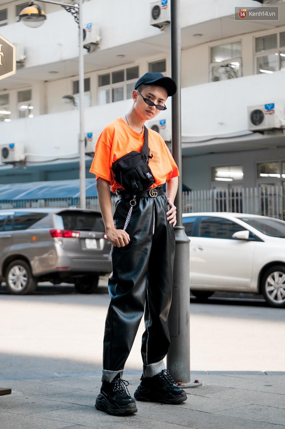 Street style 2 miền tuần qua đã chứng minh: sành điệu là phải diện kính mắt tí hon và mũ chống nắng - Ảnh 5.