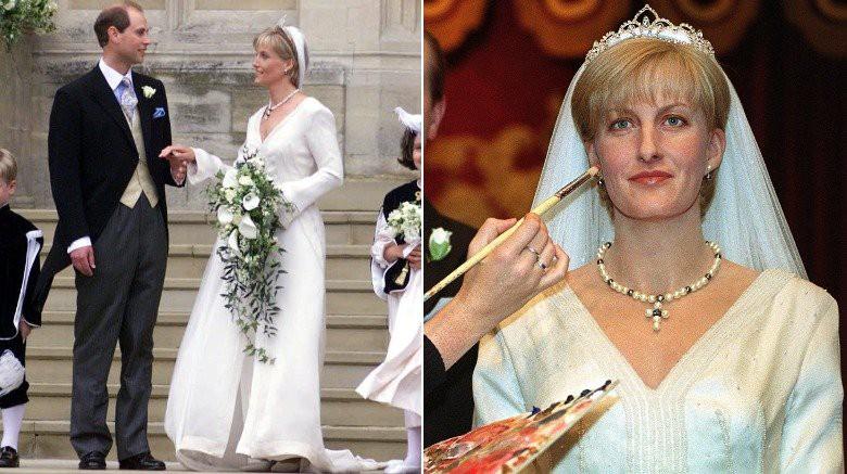 Những chiếc váy cưới đẹp nhất và đi vào lịch sử của Hoàng gia Anh - Ảnh 6.