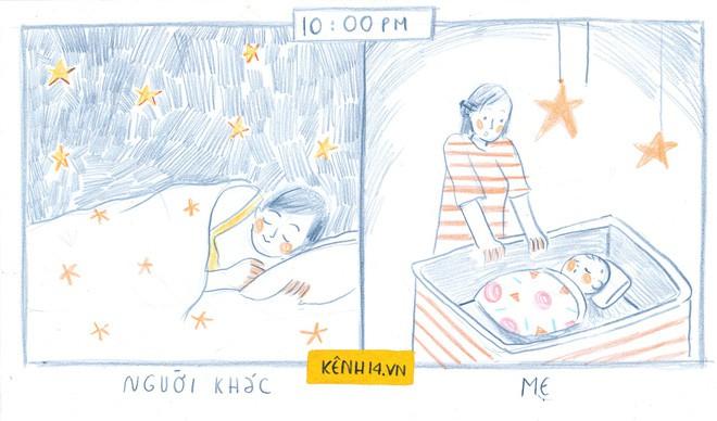 Một ngày của mẹ và một ngày của người khác: Cùng 24 tiếng đồng hồ mà sao khác nhiều đến thế - Ảnh 15.