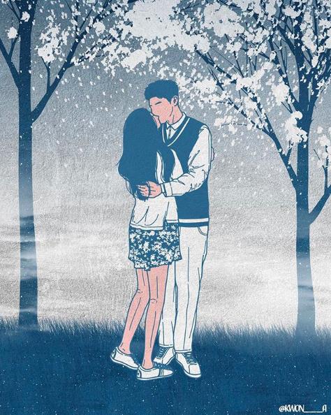 Bộ tranh tình yêu Hàn Quốc khiến ai xem xong cũng muốn có một người để