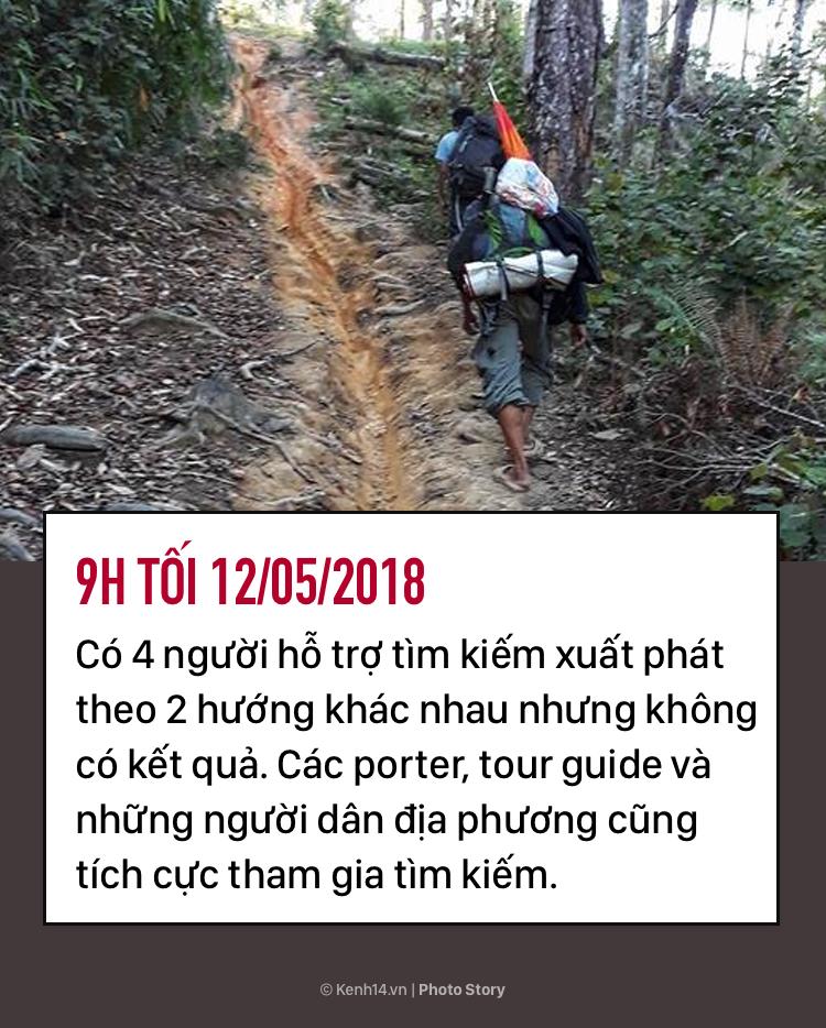 Hơn 8 ngày mất tích của Thi An Kiện trên cung đường trekking đẹp nhất Việt Nam - Ảnh 6.