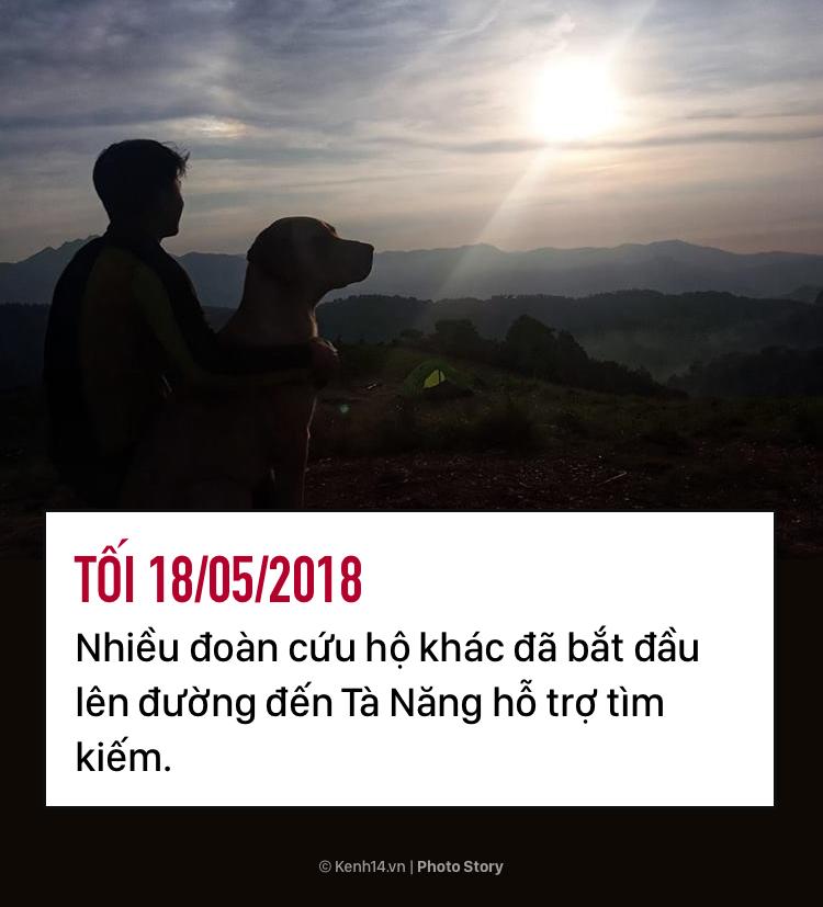Hơn 8 ngày mất tích của Thi An Kiện trên cung đường trekking đẹp nhất Việt Nam - Ảnh 10.