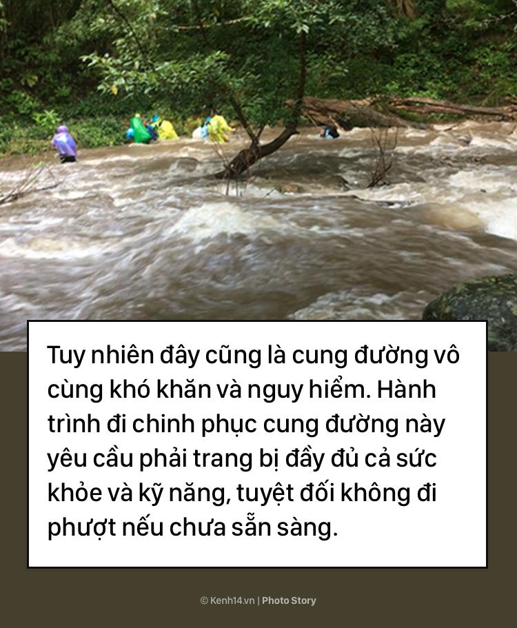 Hơn 8 ngày mất tích của Thi An Kiện trên cung đường trekking đẹp nhất Việt Nam - Ảnh 18.