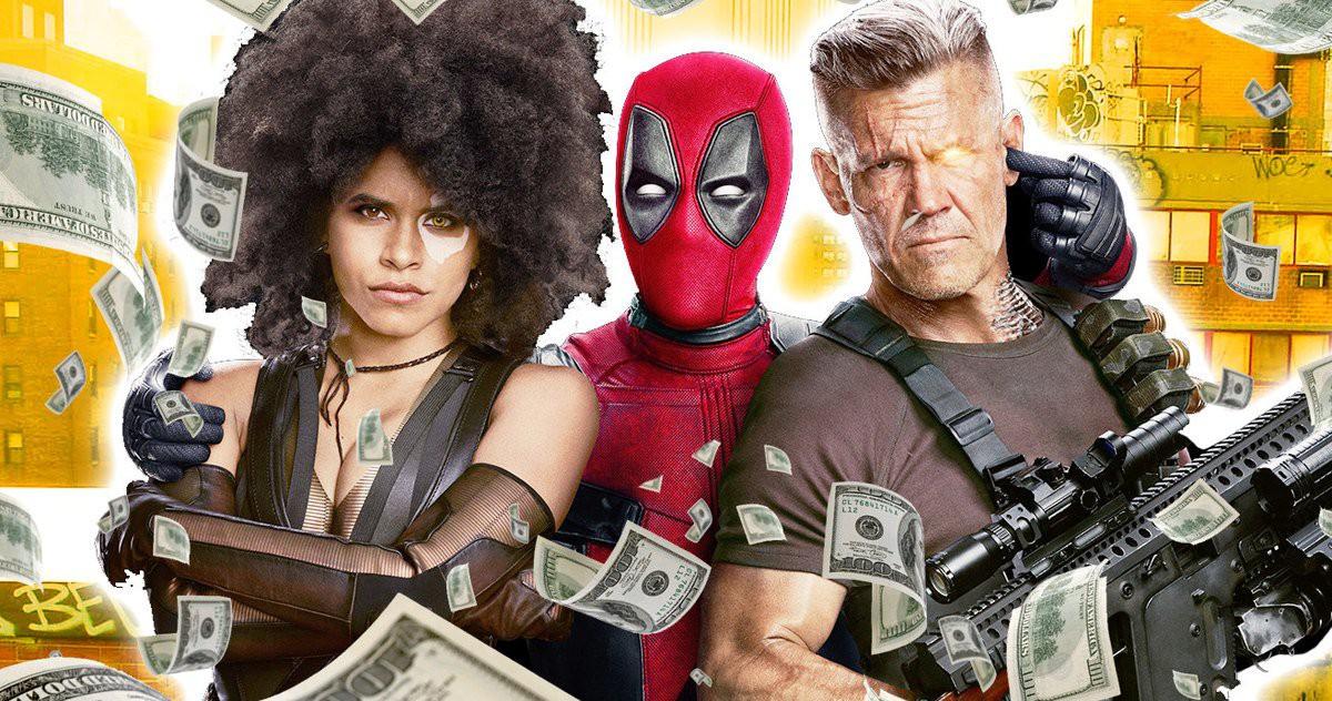 DeadPool 2 kỷ lục Phim 18+ có doanh thu mở màn cao nhất Rạp Việt