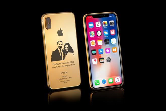 Bước thang thăng trầm của Goldgenie - thương hiệu độ chiếc iPhone X Vàng gần tỷ đồng cho đám cưới Hoàng gia Anh - Ảnh 1.