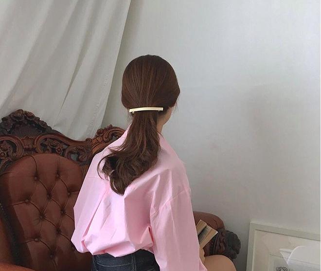 Nắng nóng oi bức có là gì khi các nàng diện 4 kiểu tóc siêu xinh siêu mát này - Ảnh 9.