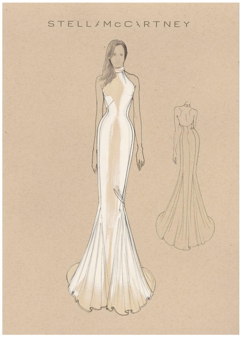Trông thì tối giản nhưng 2 mẫu váy cưới của Meghan Markle trị giá tới hơn 8 tỷ đồng - Ảnh 8.