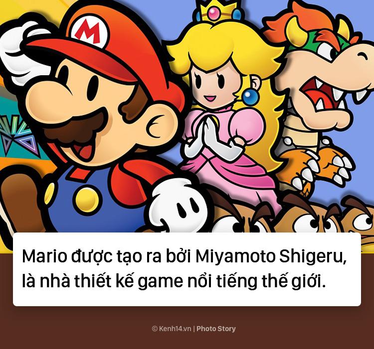 Bí mật về chiếc mũ đỏ và bộ ria mép của Mario - Ảnh 3.