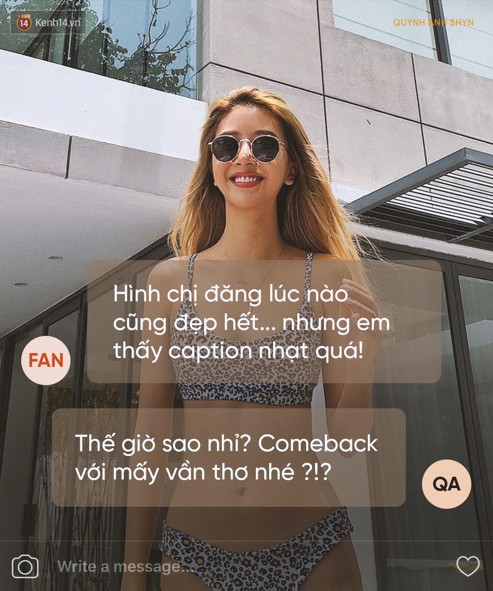 Khi hotgirl Việt không ngại xéo xắt với fan: một biển muối mặn mà là đây! - Ảnh 4.
