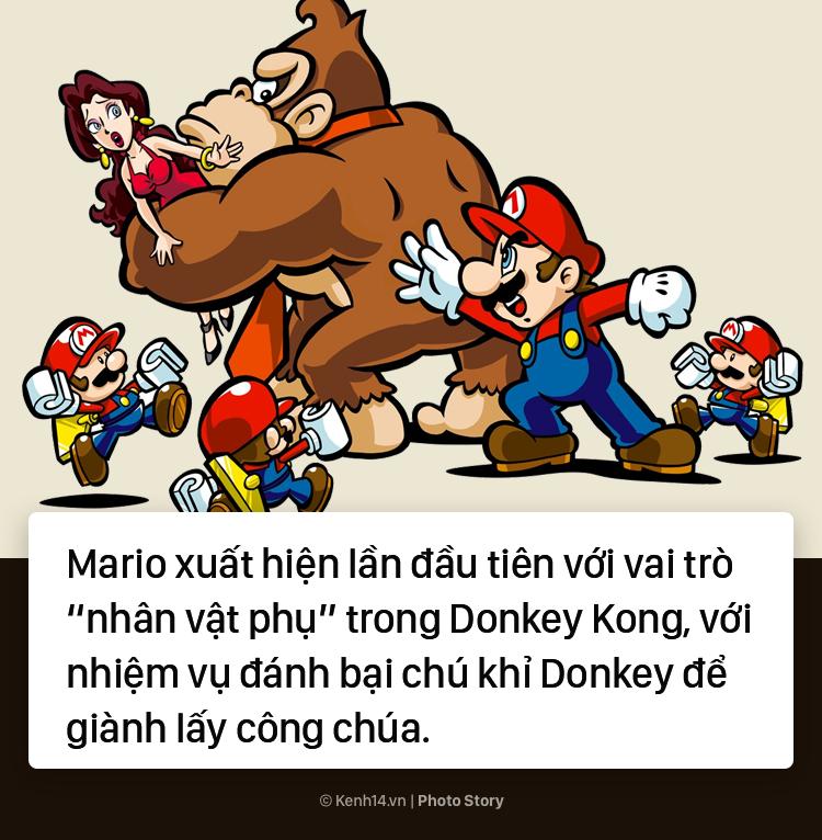 Bí mật về chiếc mũ đỏ và bộ ria mép của Mario - Ảnh 7.