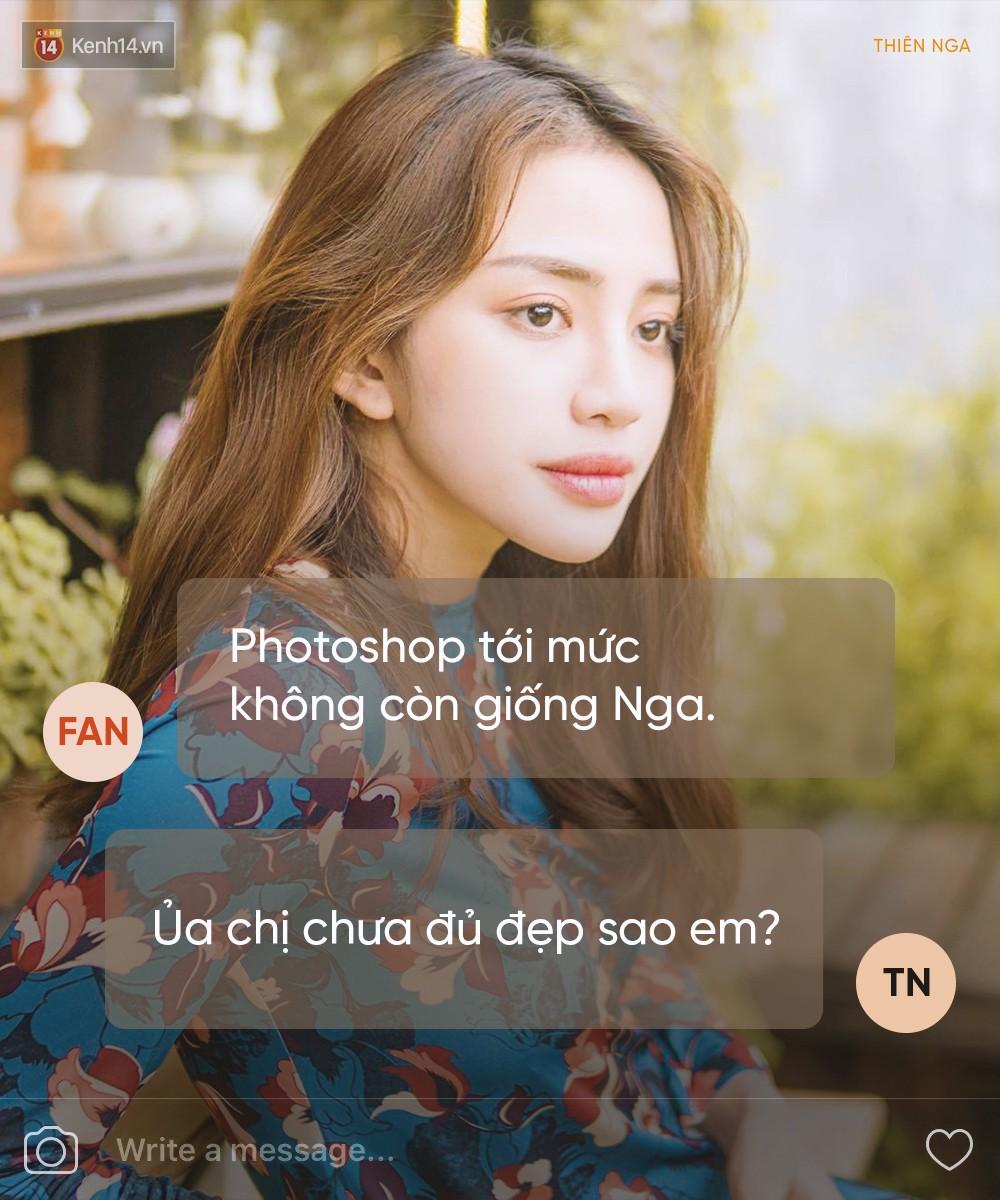 Khi hotgirl Việt không ngại xéo xắt với fan: một biển muối mặn mà là đây! - Ảnh 19.