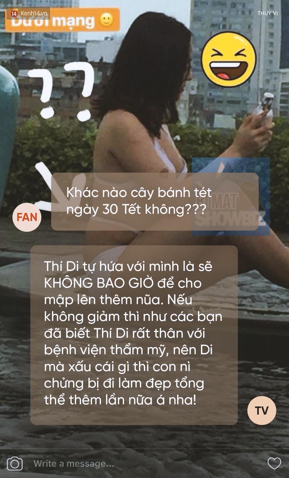 Khi hotgirl Việt không ngại xéo xắt với fan: một biển muối mặn mà là đây! - Ảnh 17.