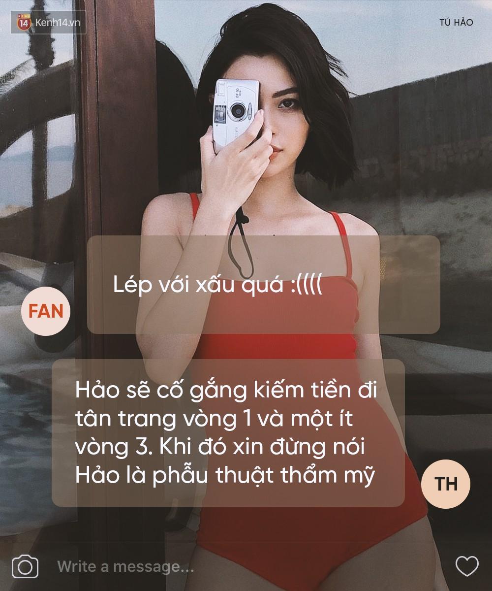 Khi hotgirl Việt không ngại xéo xắt với fan: một biển muối mặn mà là đây! - Ảnh 8.